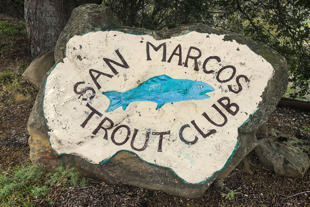 Where The Heck Is The Trout Club Anyways?